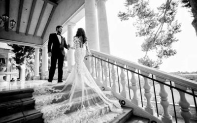 Check out one of the most exclusive weddings featured in Luxurious Black Bride Magazine!