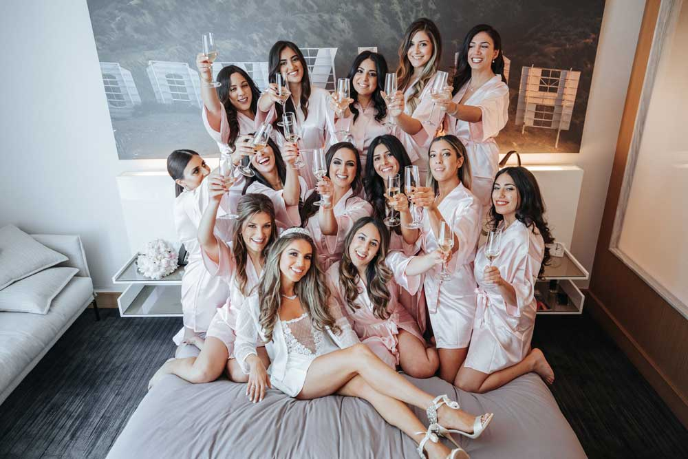 Bridal Party Wedding Photography Ideas