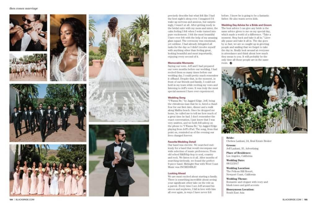 Check out one of the most exclusive weddings